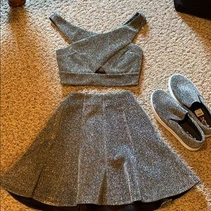 Dress & Shoes (Size 7)